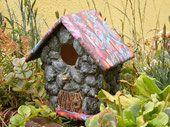 "Birdhouse ""woodstock"""