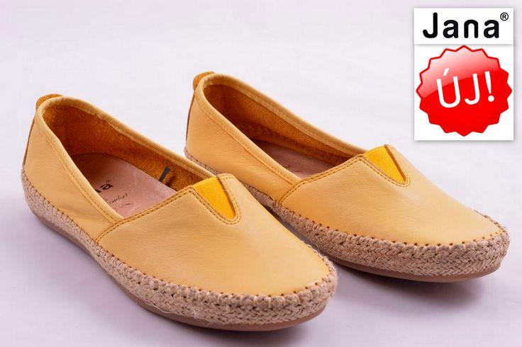Érkeznek az első fecskék a Valentina Cipőboltokba és Webáruházunkba! Jana női lábbeli élénk színével mosolyt csal az arcára :)  http://valentinacipo.hu/24601-26-600  #jana #cipőbolt #Valentina_cipőbolt #Jana_cipőüzlet