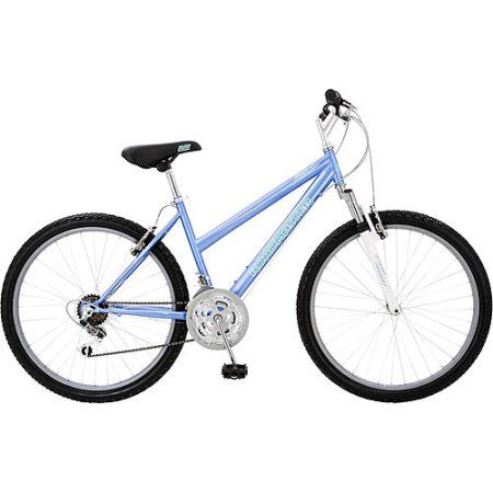 26'' Women's Roadmaster Mountain Sport All-Terrain Bike, Blue