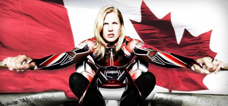 ALEX GOUGH: Proud Calgarian Canadian Luge Athlete that has competed in Turin 2006, Vancouver 2010 and Sochi 2014! Alex had her highest Olympic finish in Sochi 2014 finishing 4th place. She made history when she was the first Canadian Luge Athlete to win a World Cup race in Paramonovo, Russia. Her victory ended the German's 105-Consecutive World Cup win streak! I love her!