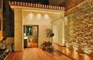 Detached house in Exarchea, Athens - Greece, Katerina Valsamaki, http://katerinavalsamaki.gr/