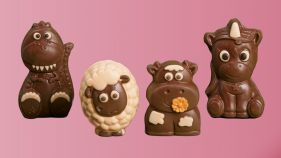 Our chocolate animals were recently crowned Egg Hunt world champions - or so they say! Available in store now from £2. #MakeEaster po.st/FreeFromShop