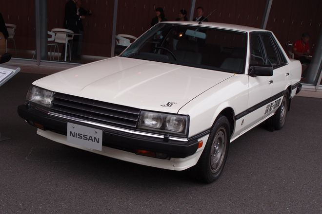 1983 Nissan Skyline 2000 Turbo RS DR30 Maintenance/restoration of old/vintage vehicles: the material for new cogs/casters/gears/pads could be cast polyamide which I (Cast polyamide) can produce. My contact: tatjana.alic@windowslive.com