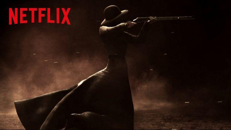 Godless | Title Sequence | Netflix https://youtu.be/FAcnmhCAMo4