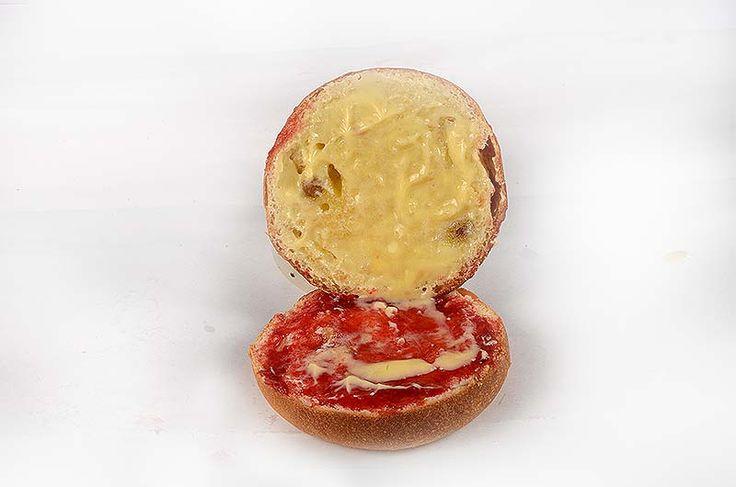 Cheese Jam Bun  | Tea Star | Ahmedabad