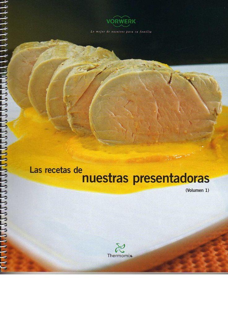 ISSUU - Las recetas de nuestras presentadoras - thermomix 31 de ana hdez