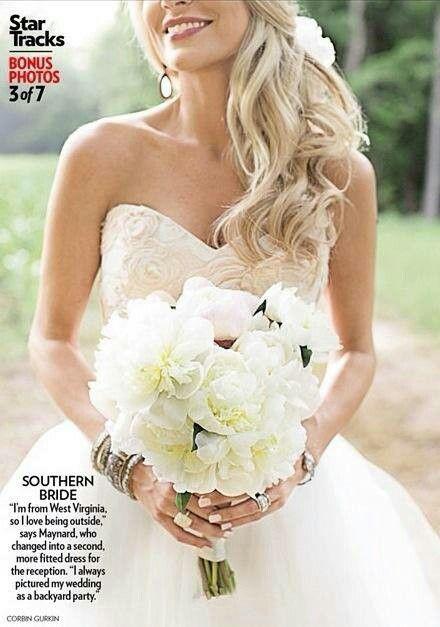 90 best emily maynard images on Pinterest Wedding hair Wedding