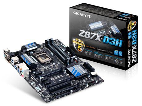 Gigabyte Z87x-D3h