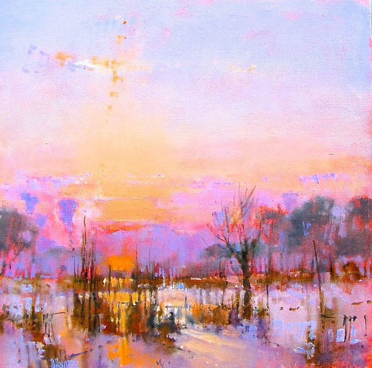 Evening Light - Brian Ryder