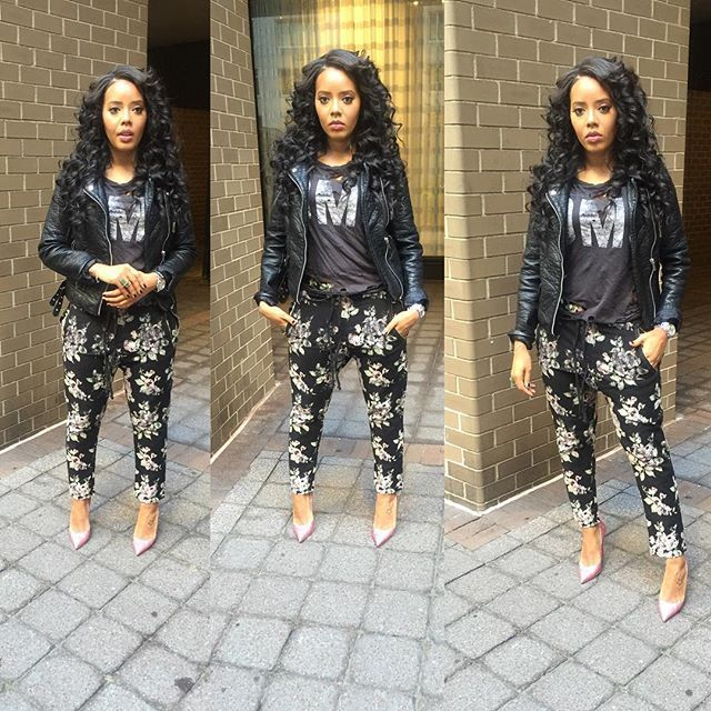Angela Simmons @angelasimmons Instagram photos | Websta