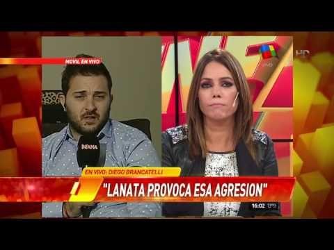 """Brancatelli """"No me arrepiento de haber silbado a Lanata"""""""