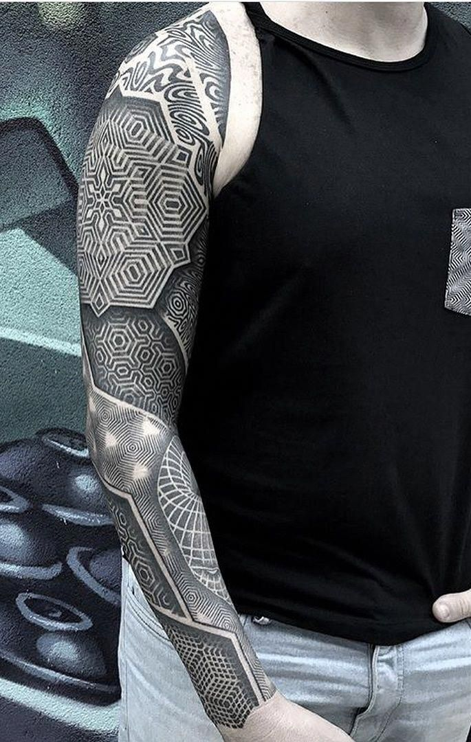 Full Sleeve Fake Tattoos Fullsleevetattoos Niesamowite