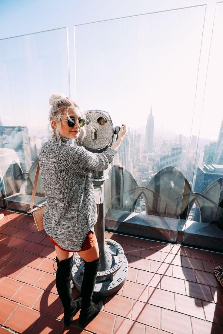 A Weekend in NYC! | Aspyn Ovard | Bloglovin'