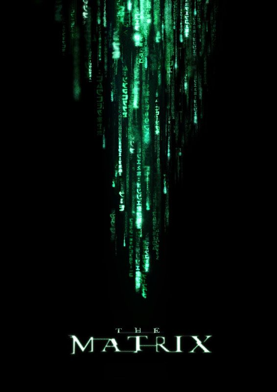 Inspiracion para muchas conferencias.     The Matrix (1999).