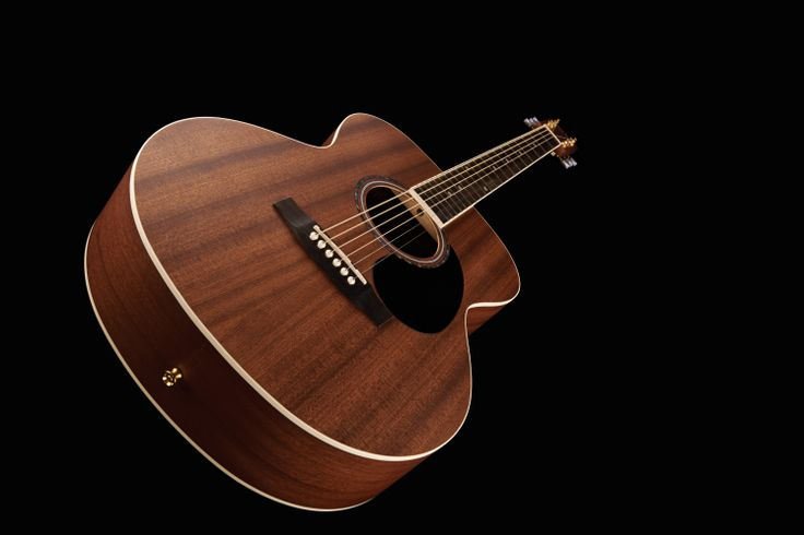 Yamaha Solid Wood Acoustic Guitar