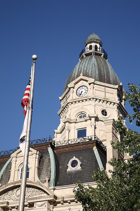 Terre Haute, Indiana - Courthouse