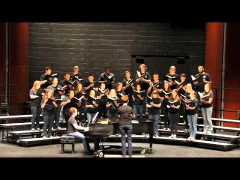 MIRIC Chorus 2014 - Ashokan Farewell - YouTube