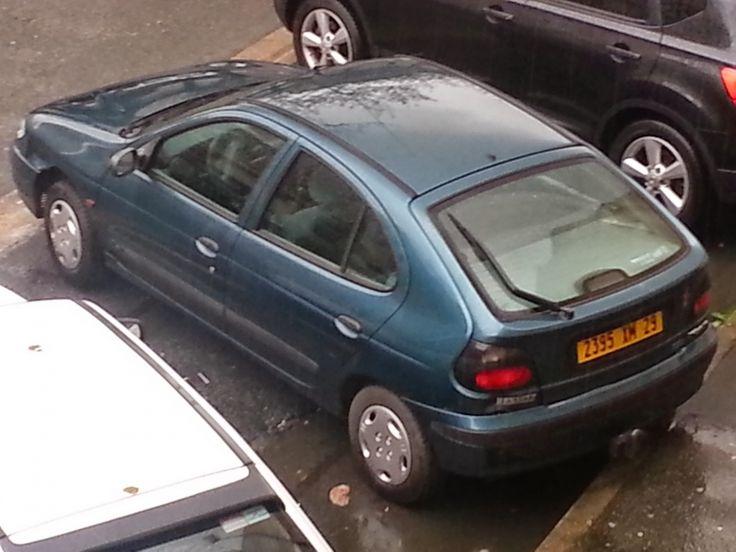 Sacha loue une voiture Renault Megane à Paris 19e. Location Megane  à Paris 19ème (75019)
