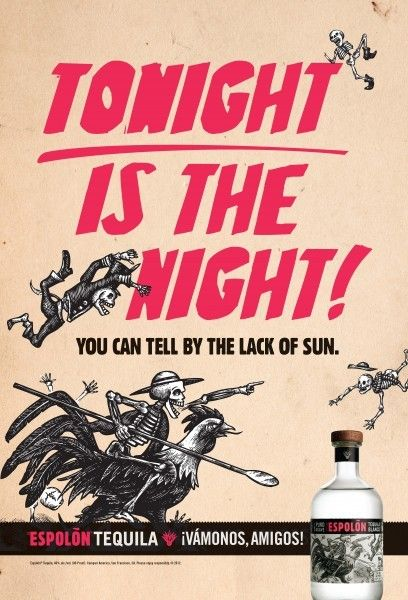 Print Ads illustrated by Steven Noble by