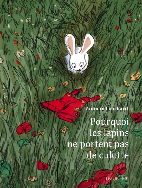 Pourquoi les lapins ne portent pas de culotte  ? - Antonin Louchard   Editions Seuil Jeunesse