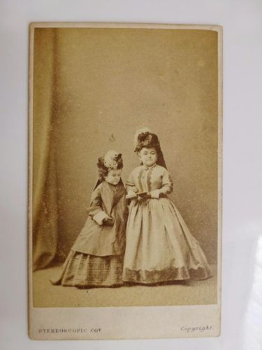 Antique cdv cabinet photo 1870s midget dwarf little people for What is considered antique
