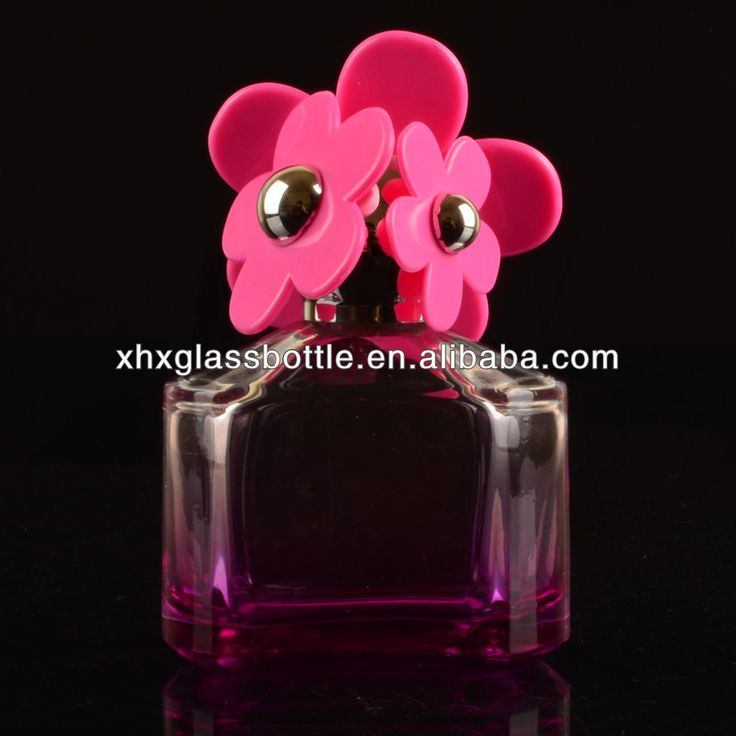 Pink colored perfume glass bottles wholesale 50ml cosmetic  1.best quality  2.reliable quality elegant shape  3.good service