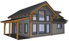 Designing Our Remote Alaska Lake Cabin | Ana White