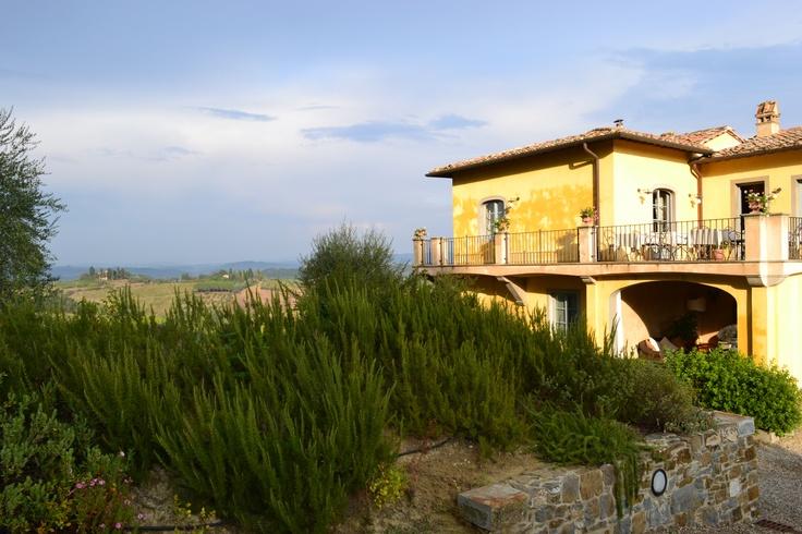 Guardastelle Agriturismo in San Gimignano, Italy