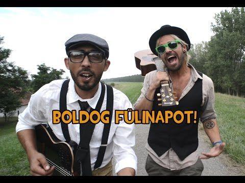 MATINÉ - BOLDOG FÜLINAPOT! ( Official Music Video)
