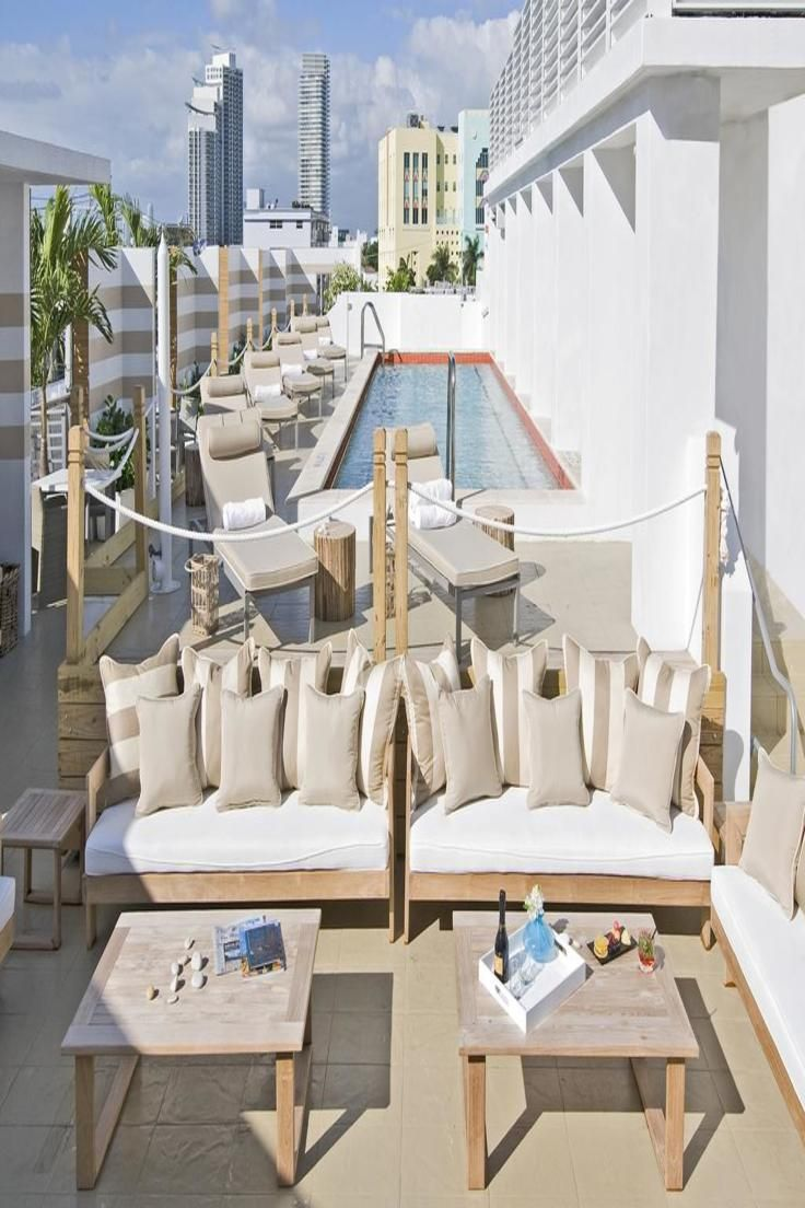 This Miami Beach Hotel Is Steps From