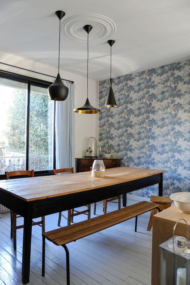 Les 184 meilleures images du tableau papier peint salle - Deco murale salle a manger ...