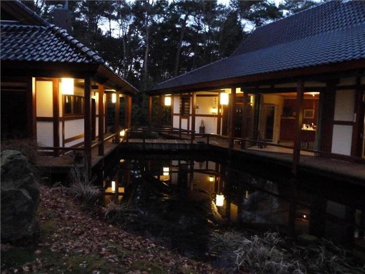 Japans huis in NL