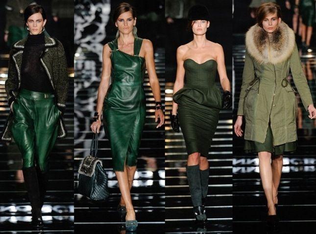 Verde colore moda inverno 2012-2013 http://www.amando.it/moda/abbigliamento/verde-colore-moda-inverno-2012-2013.html