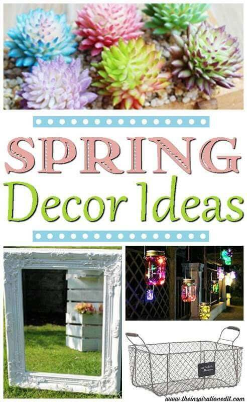 Spring Decor Ideas To Brighten The Home Interiors Lounge Spring Design