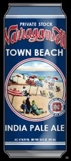 mybeerbuzz.com - Bringing Good Beers & Good People Together...: Narragansett Beer Town Beach IPA Returns