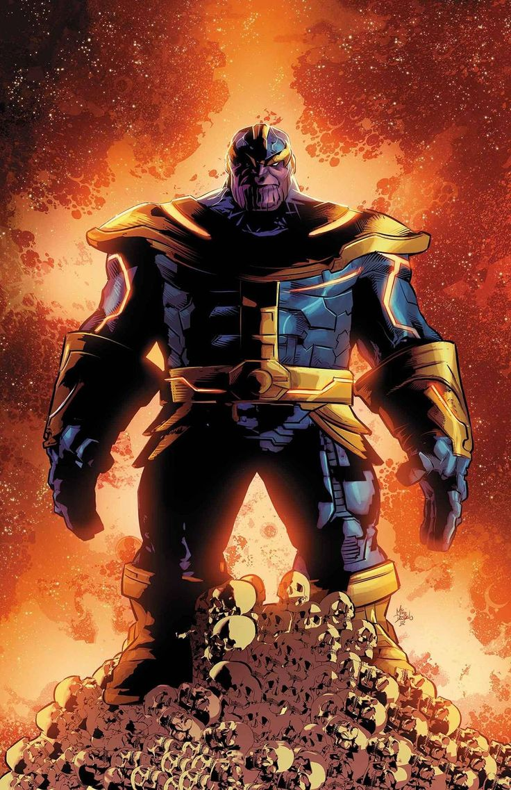 EVIL HAS BEEN UNLEASHED ON THE UNIVERSE. Thanos, possibly the most evil individual in the Marvel Universe, is back…and he's out for vengeance on all who would oppose him. Unfortunately for the Mad Tit