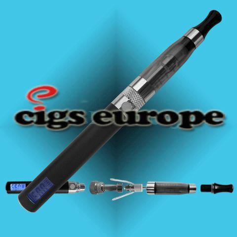 E-sigaret CE5 LCD //Prijs: € & GRATIS Verzending vanaf €50 //     #EcigsEurope #ElektronischRoken #ElektronischeSigaretten #Vaping