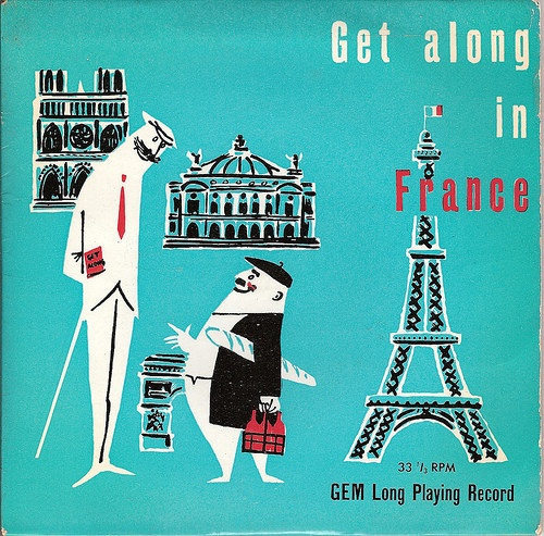 Get Along In France album cover