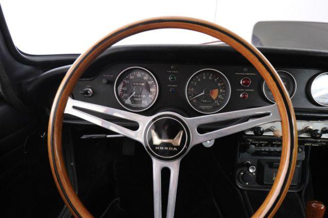 #Honda S800 #Coupe