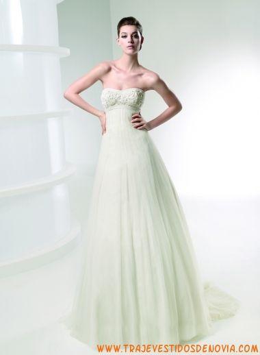 Lauria  Vestido de Novia  La Sposa