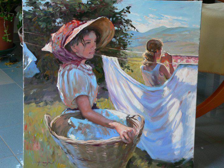 Zoltan Hornyik (1960 - …..) – Pintor Húngaro_20