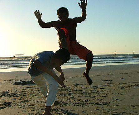 Carnevale: i migliori del Brasile.  Capoeira: preparazione del Carnaval? © Fotografia di Linda Spada