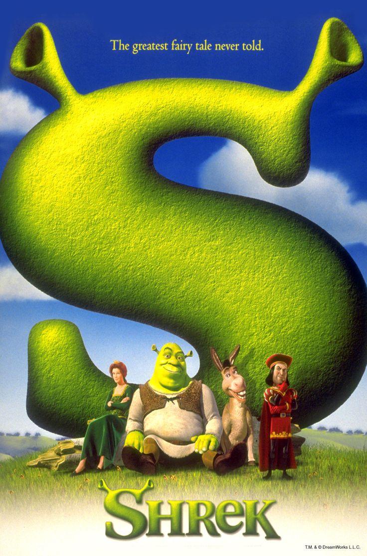Shrek Per no parar de riure i pensar