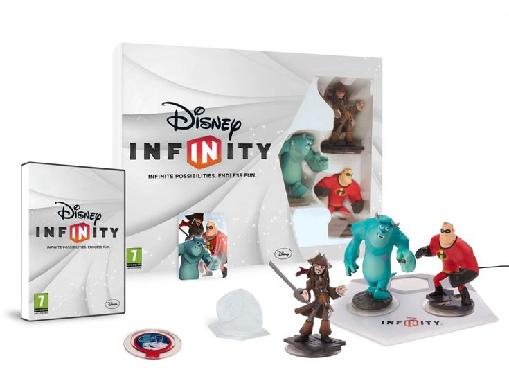 Disney Infinity - A Family Video Game