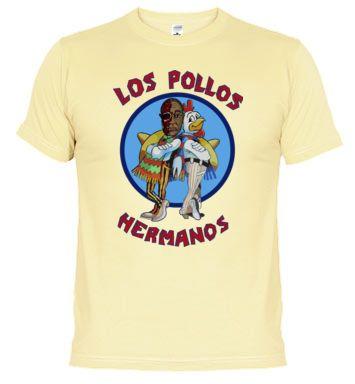 Camiseta Pollos Hermanos Gus Fring
