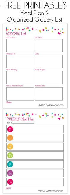 The 25+ best Grocery list printable ideas on Pinterest Budget - grocery list word