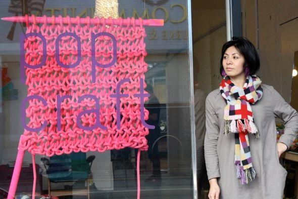 Pop Craft Studio by Pauline Tran