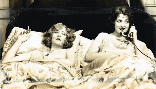 Mildred Harris and Billie Dove inHeart of a Follies Girl(1928)