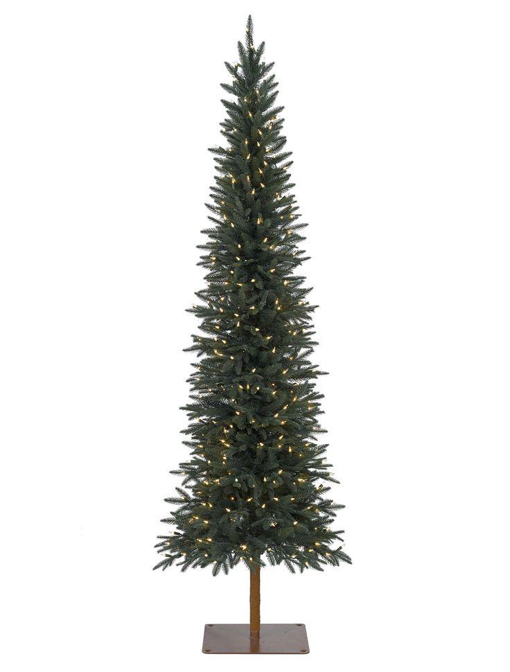 Revelstoke Downswept Fir Artificial Christmas Tree