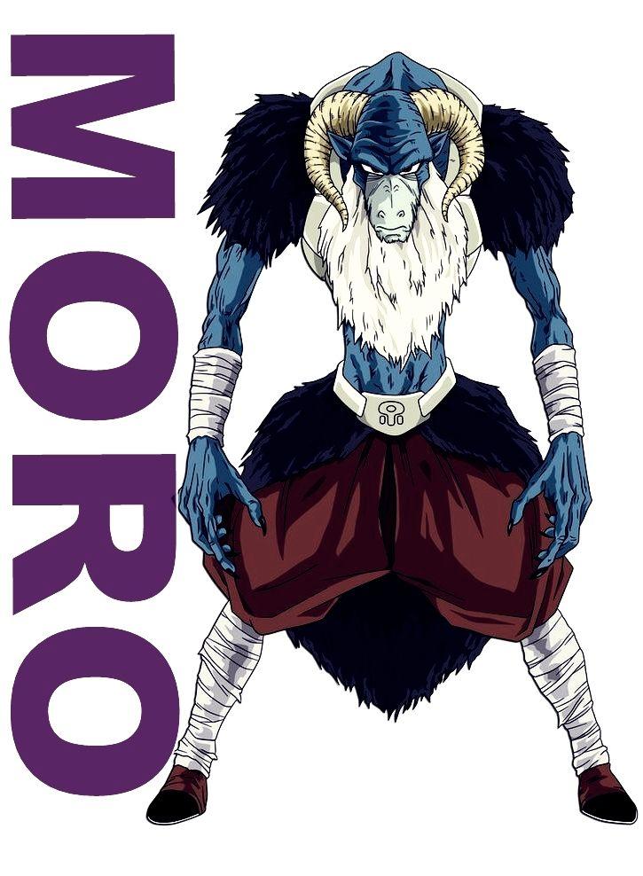Dragon Ball Super Moro : dragon, super, Dragon, Super, Manga,, Super,, Anime